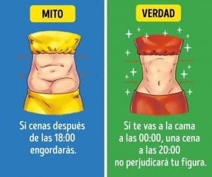 perder peso y mantenerlo