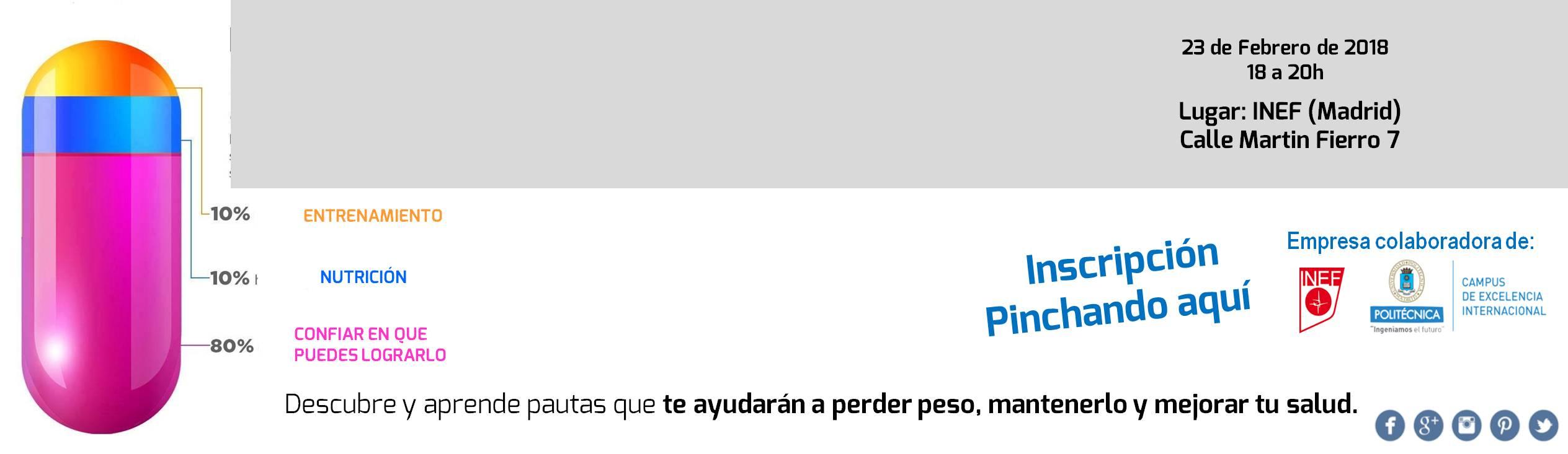 FORMACIÓN GRATUITA EN INEF MADRID