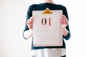 Calendario de adelgazamiento. Dieta saludable. Centro Pronaf