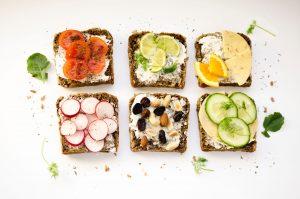 Alimentos bajo índice glucémico. Alimentos integrales. Wholemeal recipes. Centro Pronaf
