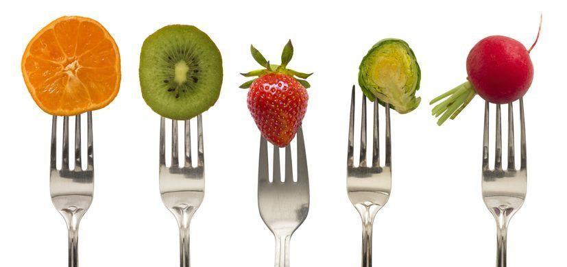 dieta equilibrada y baja en grasa. Centro pronaf