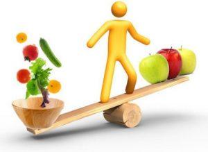 dieta sana y equilibrada.  nohayexcusas