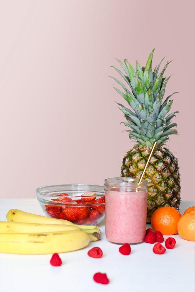 Las frutas son fuentes de vitaminas, previenen enfermedades y son buenas para mantener el peso. Centro Pronaf