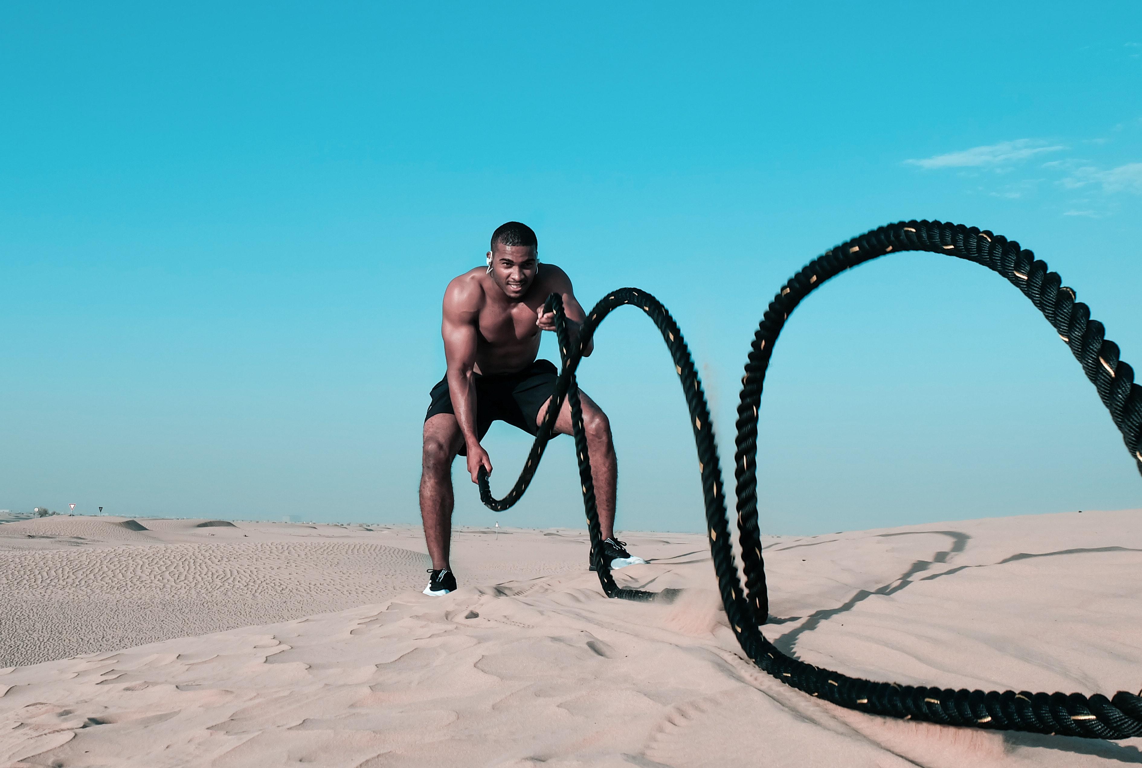 Para adelgazar es necesario realizar ejercicio.