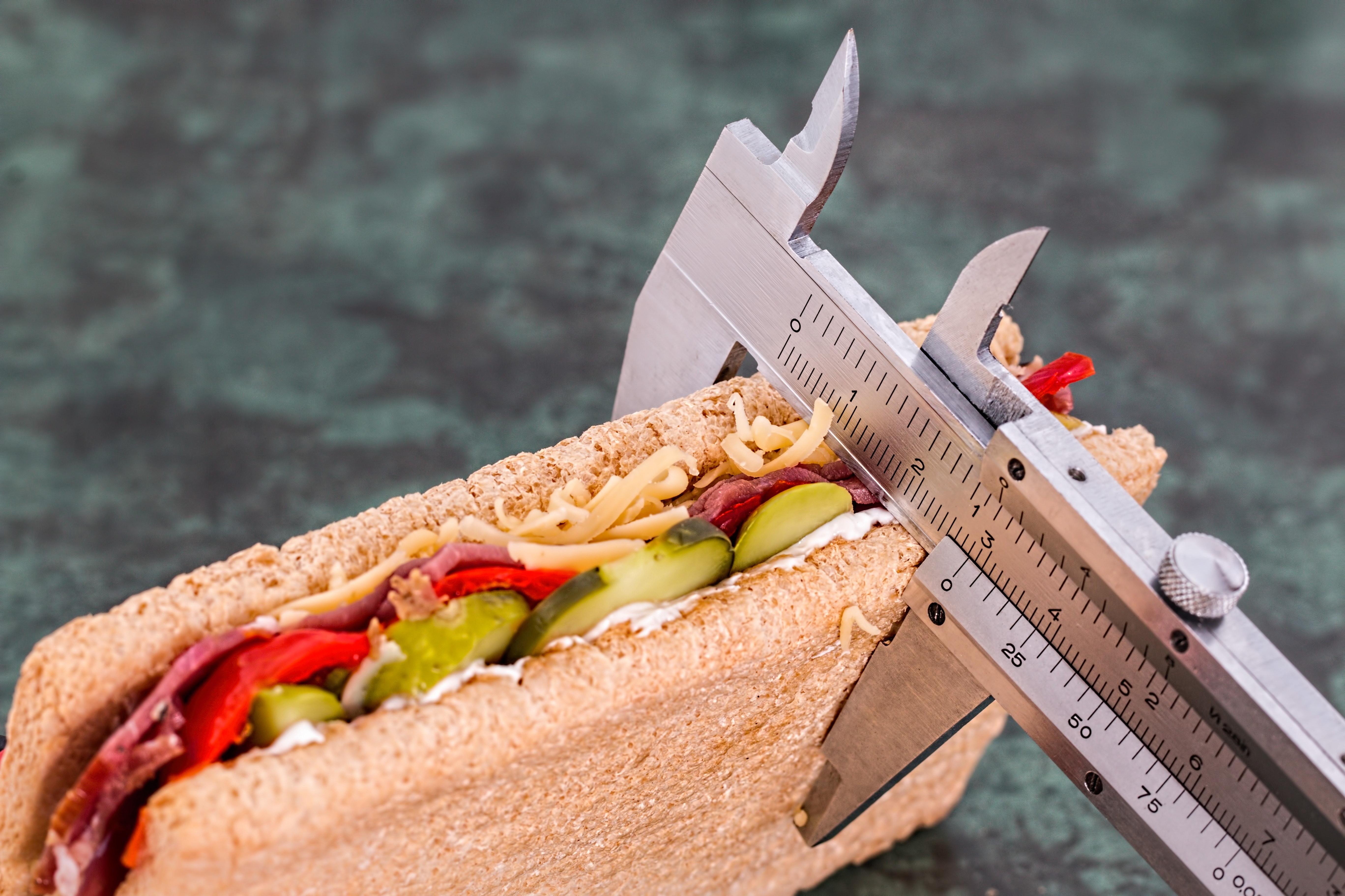 Un buen truco para adelgazar es calcular las calorias que ingerimos