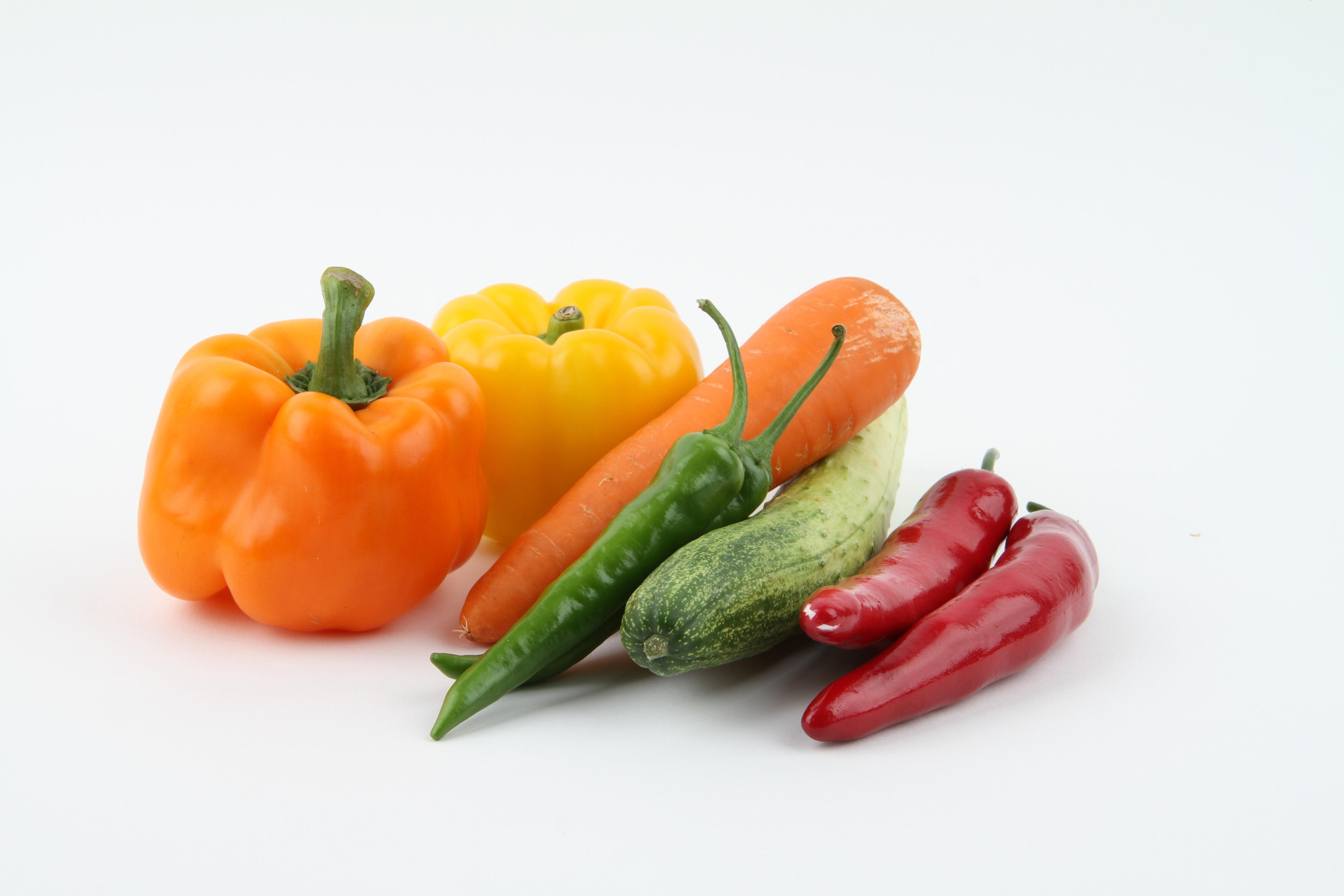 comer vegetales es el mejor truco para adelgazar