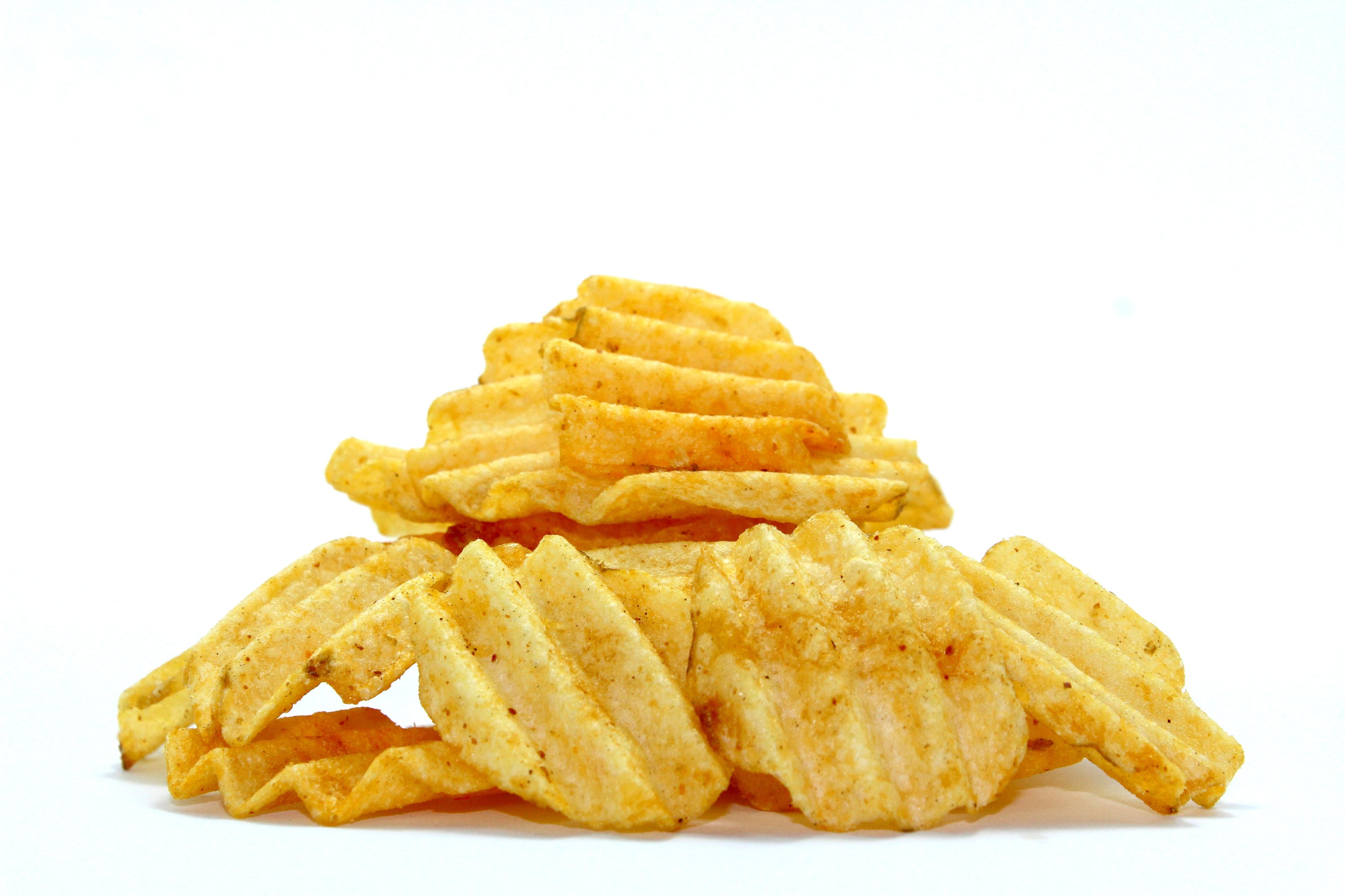 En las cenas saludables debemos prescindir de patatas fritas y snacks poco saludables